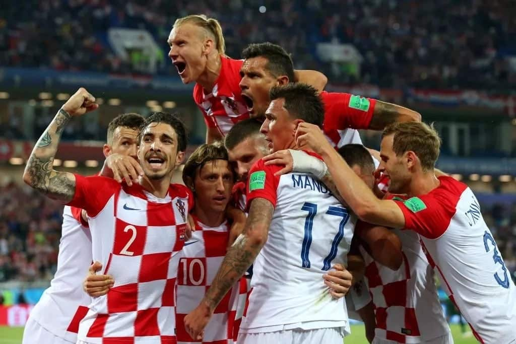 Modric, Perisic, others blast England for undermining Croatia following semi final victory