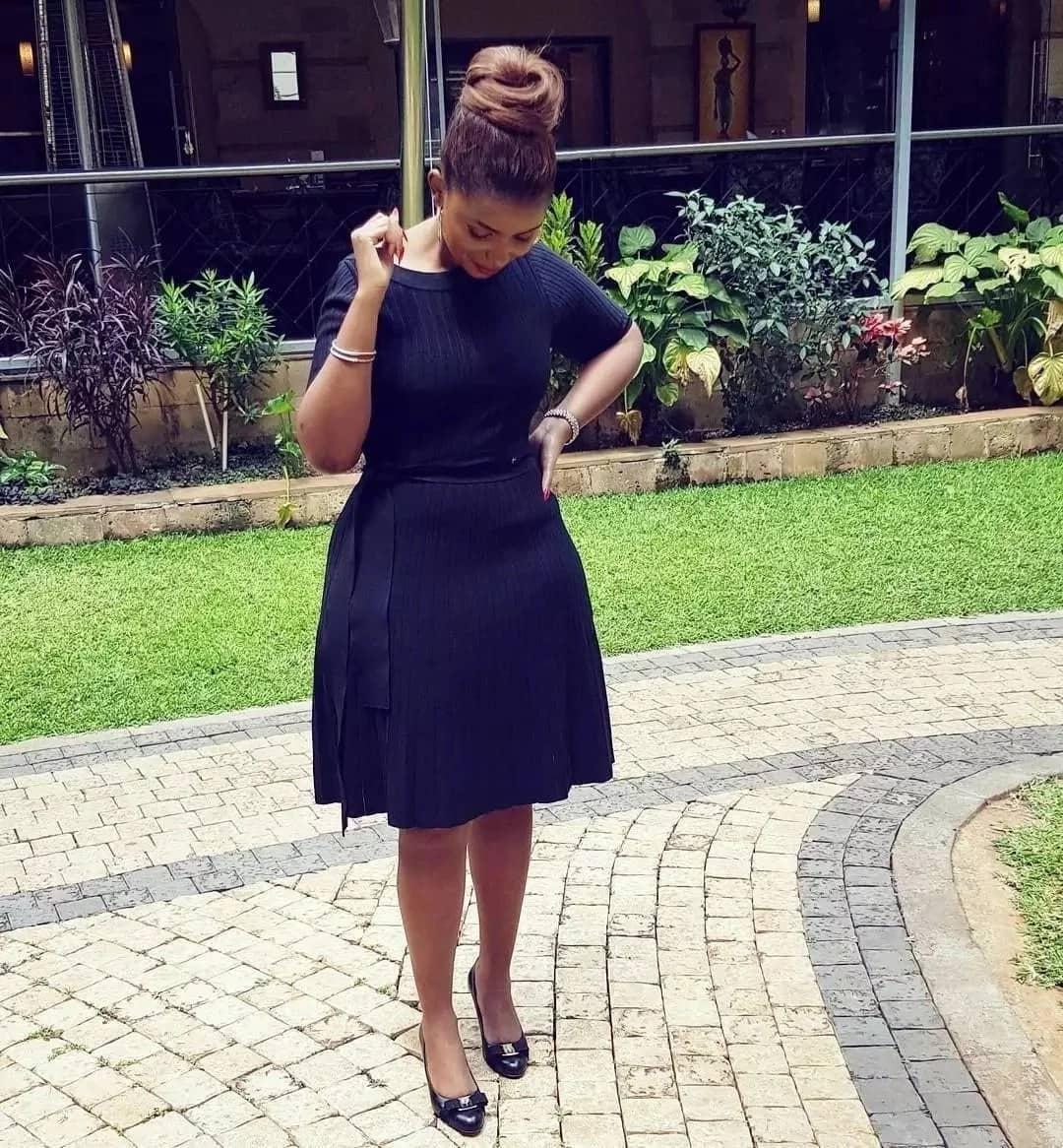 Controversial husband to KTN's Linda Ogutu sues one of Kenya's richest daughter, Arnelisa Muigai