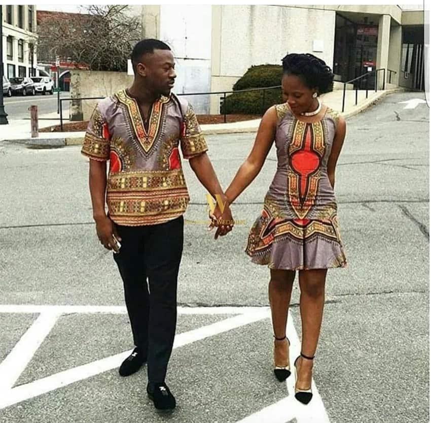7fa724e18 Best African Kitenge designs for couples ▷ Tuko.co.ke