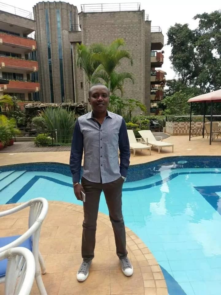 Maina Kageni pens emotional tribute to his cousin, Citizen TV owner's son, Macharia