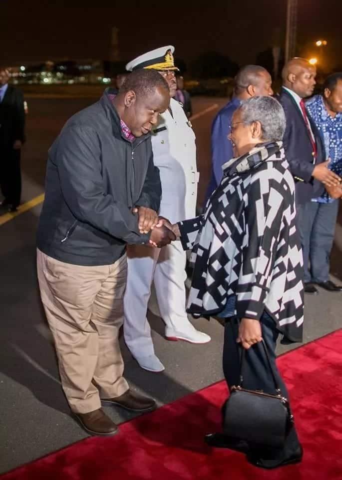 President Uhuru Kenyatta leaves for US on 15 hours direct flight