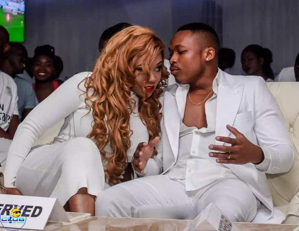 Otile Brown savagely responds to Vera Sidika after she flaunted her potential new bae on social media