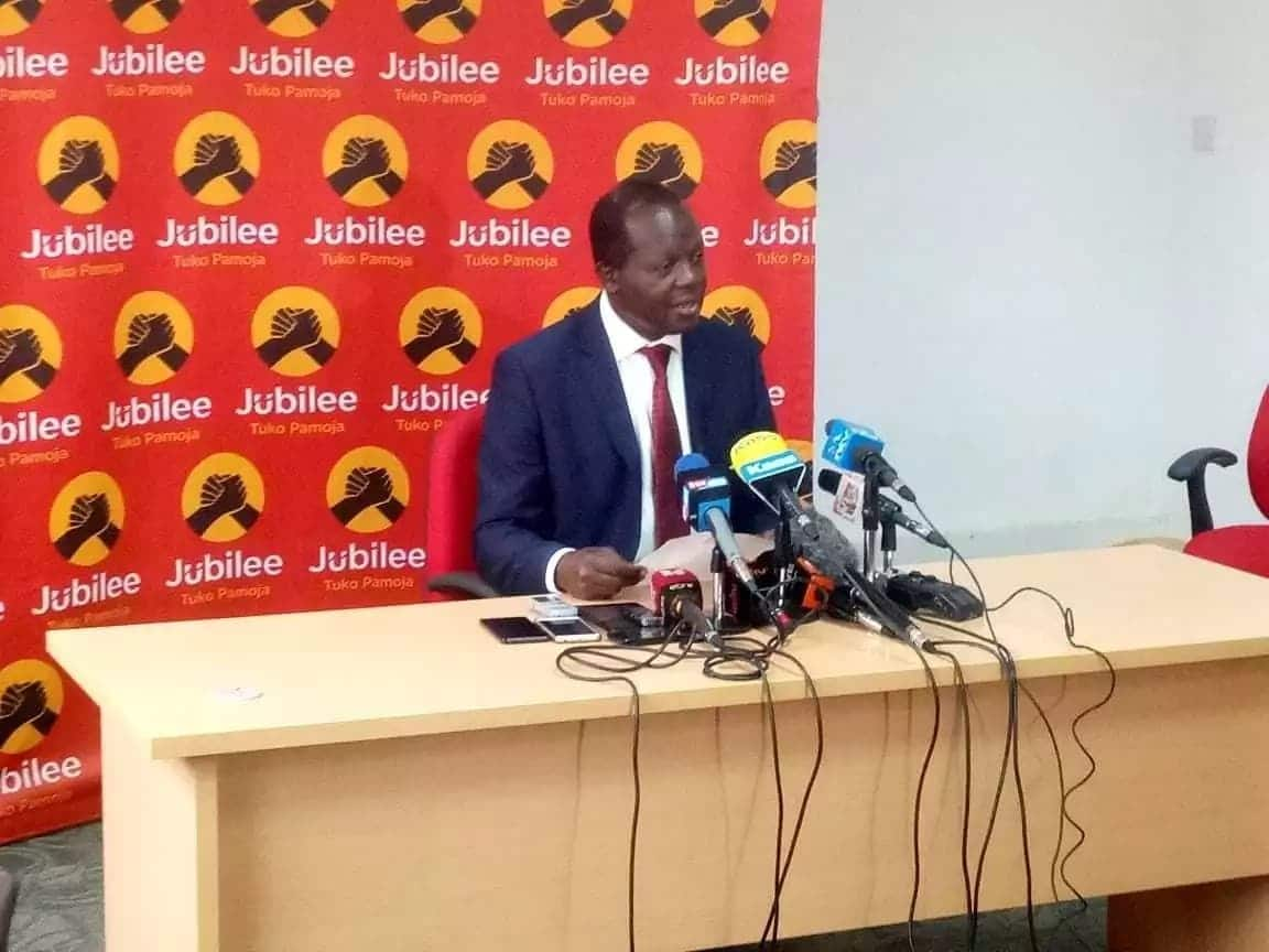 Jubilee postpones much hyped Parliamentary Group meeting with Uhuru amid disunity in party