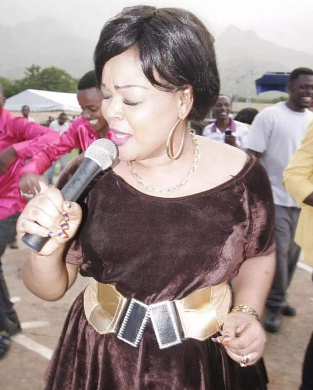Tanzanian gospel star says she is okay with ex husband marrying another lady three months after divorce
