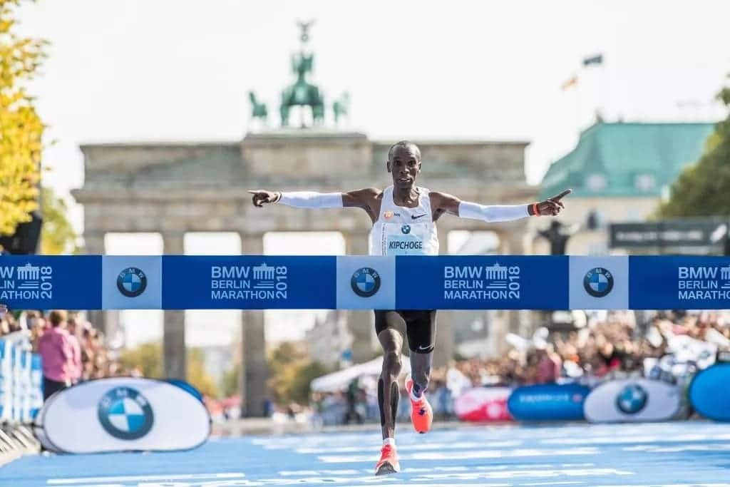 Top 5 Kenyan athletes who stood out in 2018