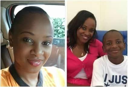 Meet the father to Kanze Dena's teenage son