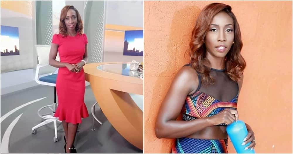 Yvonne Okwara surprises musician who sang song in her owner