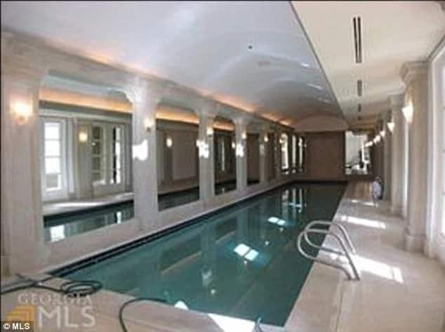 Pictures of Rick Ross House Inside
