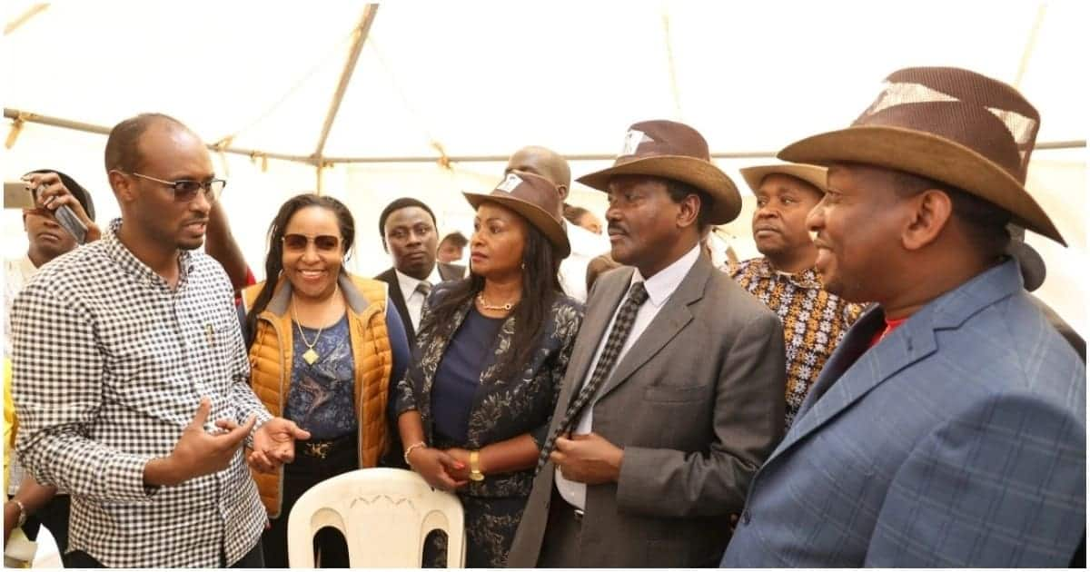 Nairobi Deputy Governor hopeful attends Mike Sonko's father anniversary