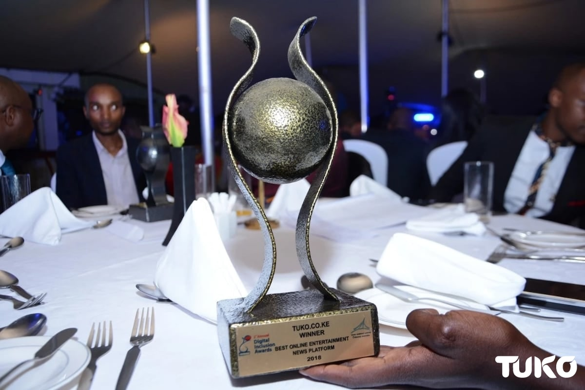 TUKO.co.ke emerges best entertainment news platform at the Digital Inclusion Awards