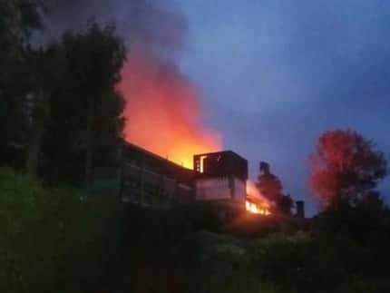 Senior Chief Koinange Girls' school closed indefinitely after dormitory morning fire