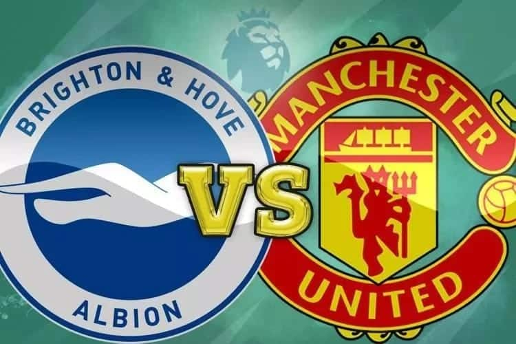 Who will be the winner in Brighton vs Man Utd match?