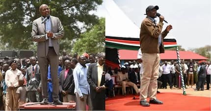Moses Kuria under fire after offering to provide machine guns for charcoal and sand traders travelling to Kitui