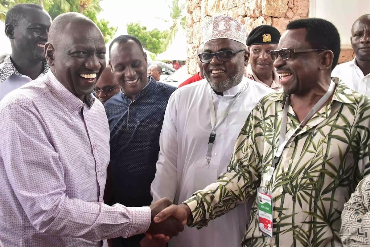 Raila using referendum calls as excuse for his constant election loses - William Ruto