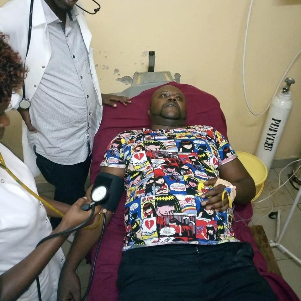 Gospel singer Kidum discharged, out of danger after near death experience