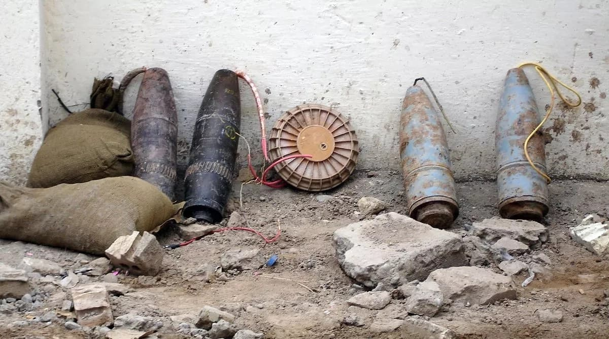 One dead in Laikipia after brother sets off explosive device while tilling their land