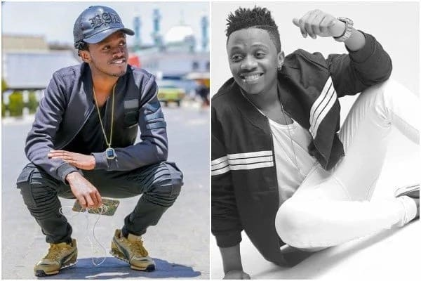 Bahati succumbs to Willy Paul's intimidation, does the unthinkable with a secular artist