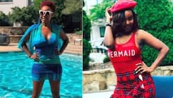 Former Mother-In-Law Actress Ida Alisha Says She Is Single Barely Months After Flaunting Mzungu Bae