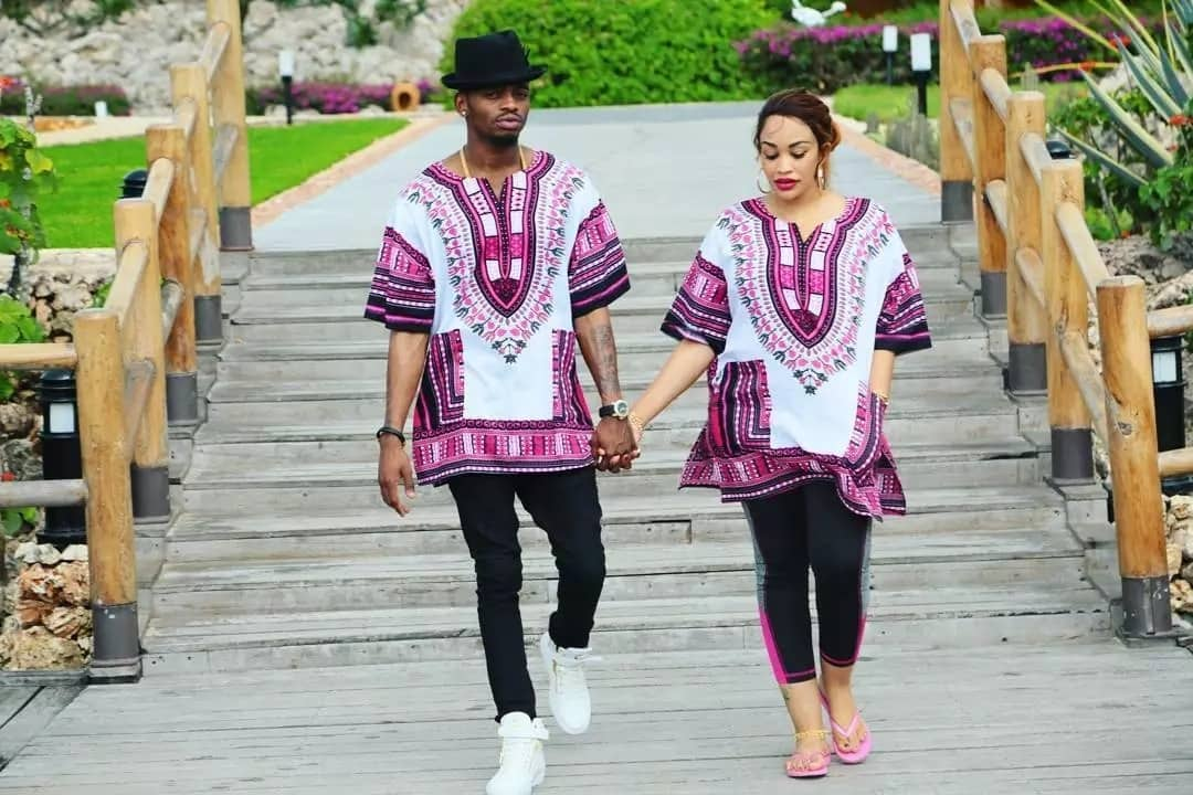 Zari Hassan Concurs with a Fan About Dumping Diamond