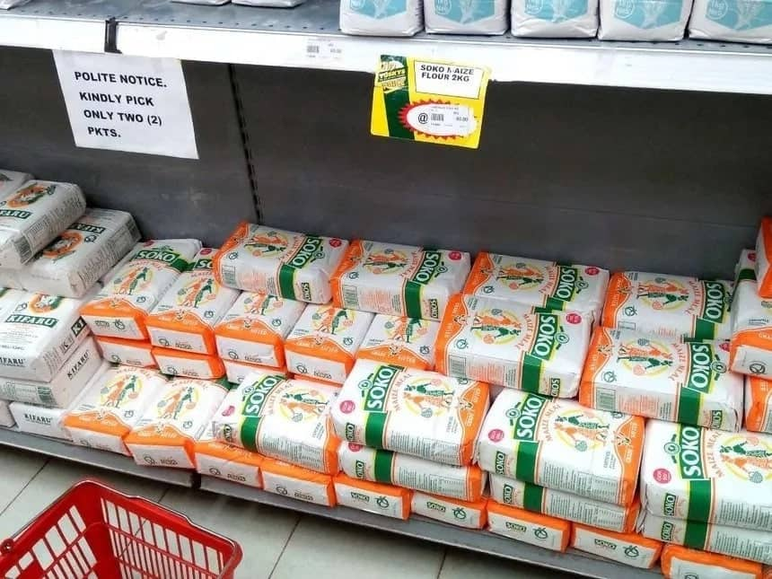 Kenyans brace for a tough 2018 after rise of Unga prices