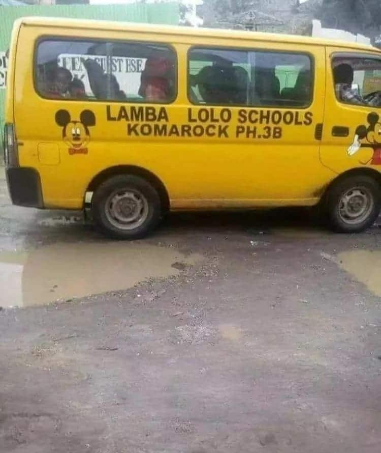 Lamba Lolo is now recognised by the international Urban dictionary but the definition is quite strange
