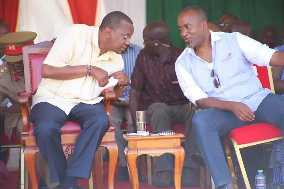 Joho and Uhuru to meet