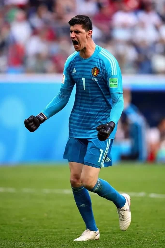 Courtois will miss Real Madrid match against Atletico Madrid in UEFA Super Cup