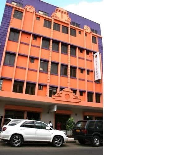 cheap hotels in Nairobi CBD