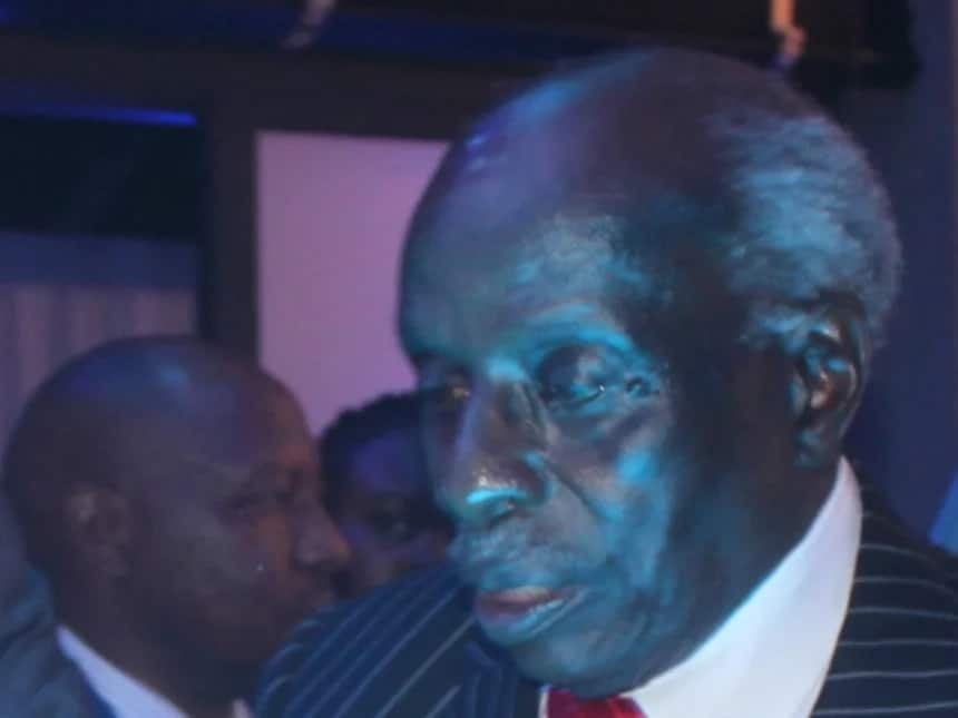 Former government official and City Billionaire Jeremiah Kiereini's only son found dead in their Karen home