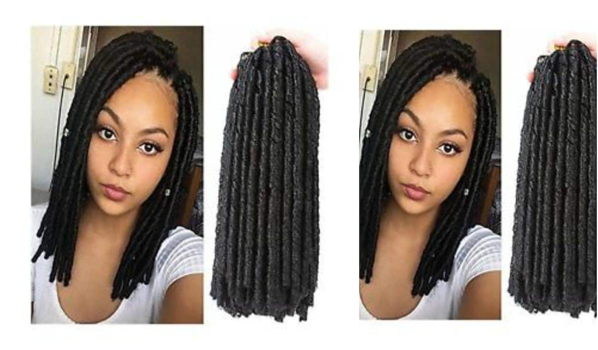 afro kinky hair styles
