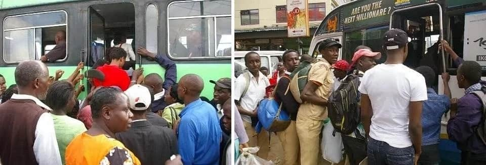 17 devious tactics Kenyans deploy to avoid being charged in a matatu