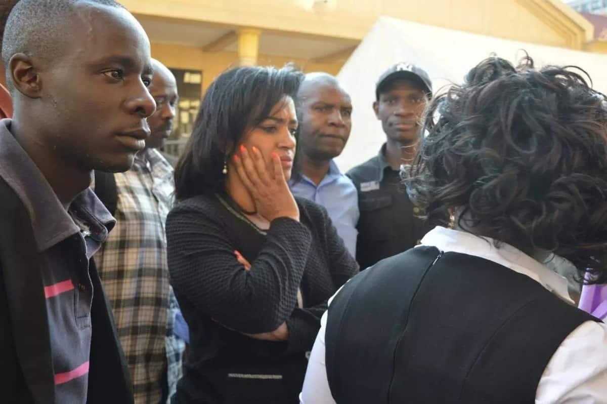 Siwezi mwacha Babu Owino hasa wakati huu anapopitia magumu - Esther Passaris