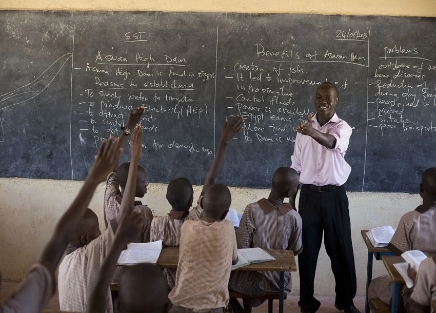 P1 teachers training colleges in Kenya list and application forms