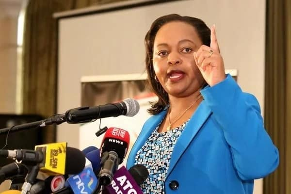 God does not consult Kenyan media in making his decisions- Anne Waiguru