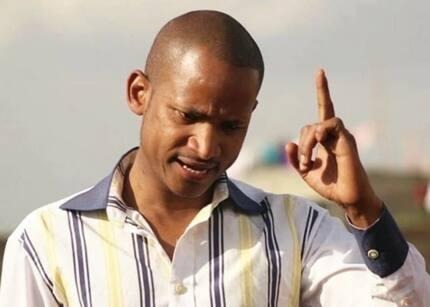 Video ya Babu Owino, Moha Jicho Pevu na wenzao wakiimba 'bado mapambano' Bungeni