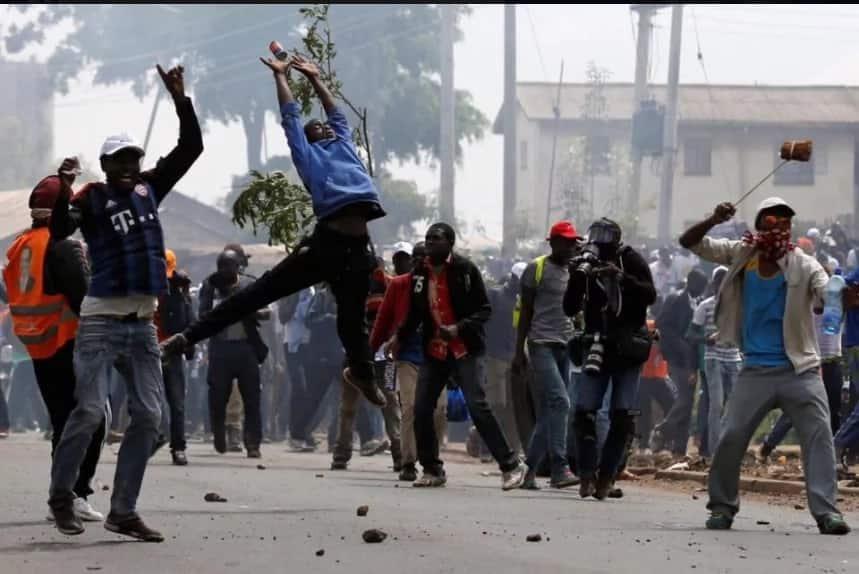 Afisa wa polisi aliuwawa kwenye mapokezi ya Raila – TUKO.co.ke ina maelezo