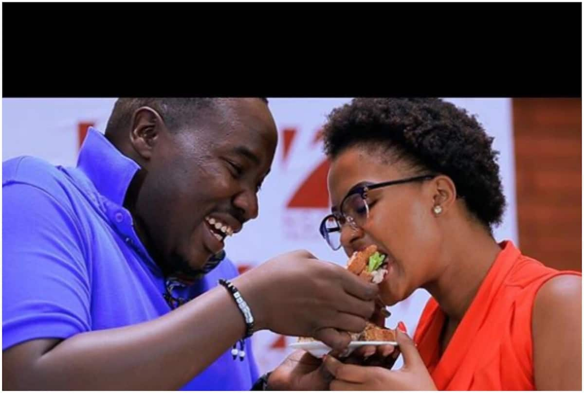 Willis Raburu shares stunning photo of his sister in law and everyone is excited