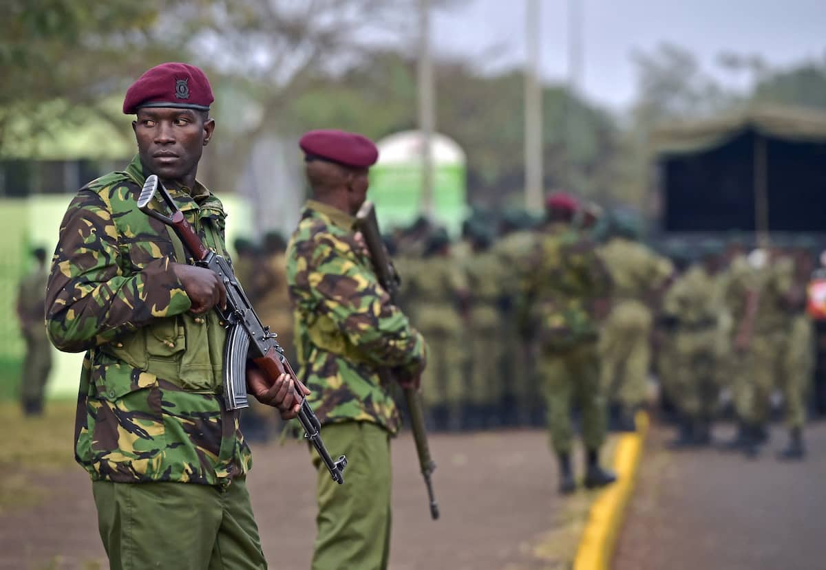 Kenya Army Ranks and Salaries: All You'd Like to Know in