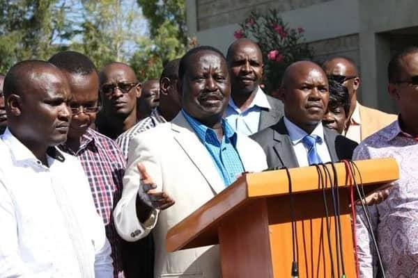 Top ODM leaders react after former Uhuru's party secretary general defects to ODM
