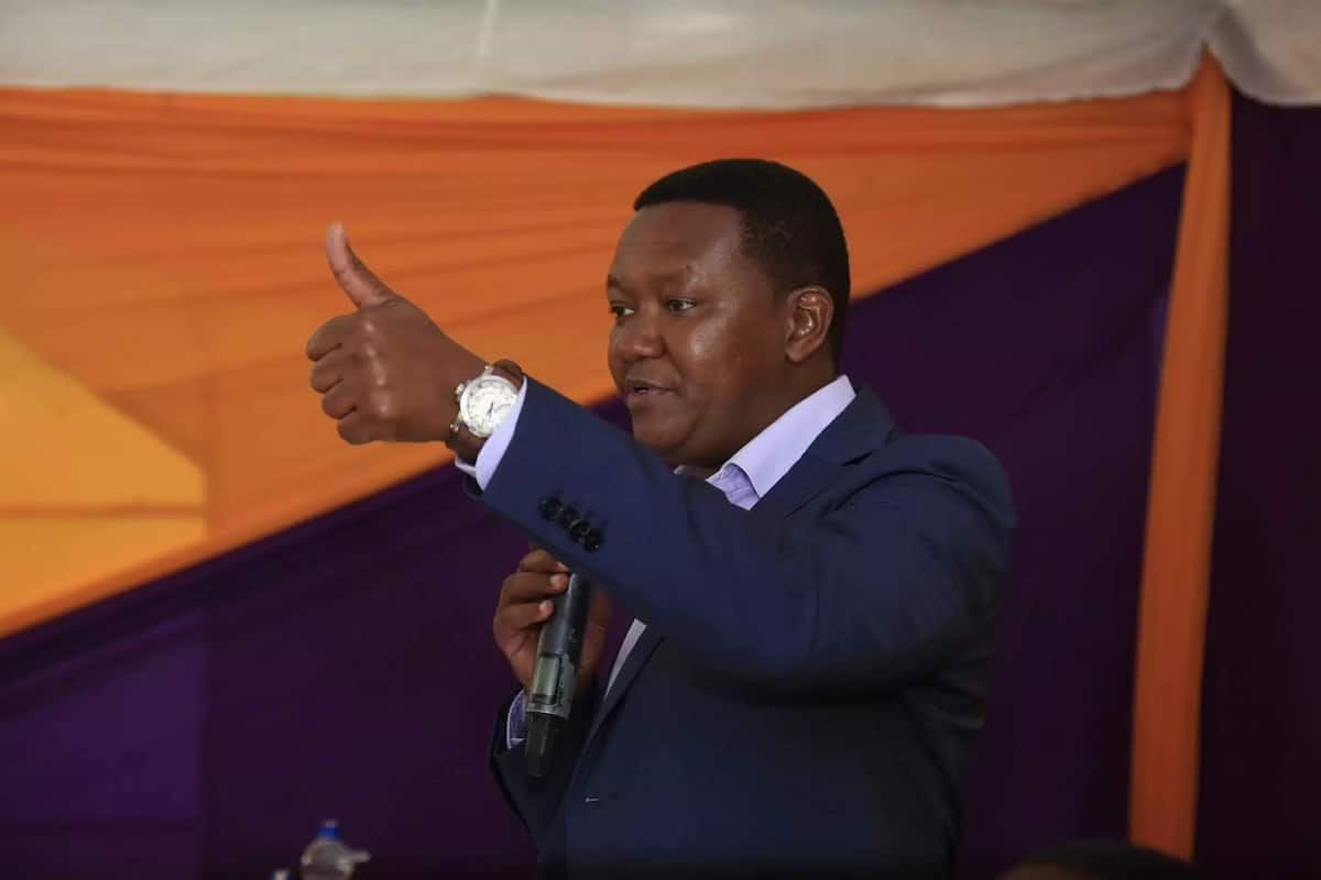 Alfred Mutua to push for resignation of MCAs who voted for NASA's People Assembly motion