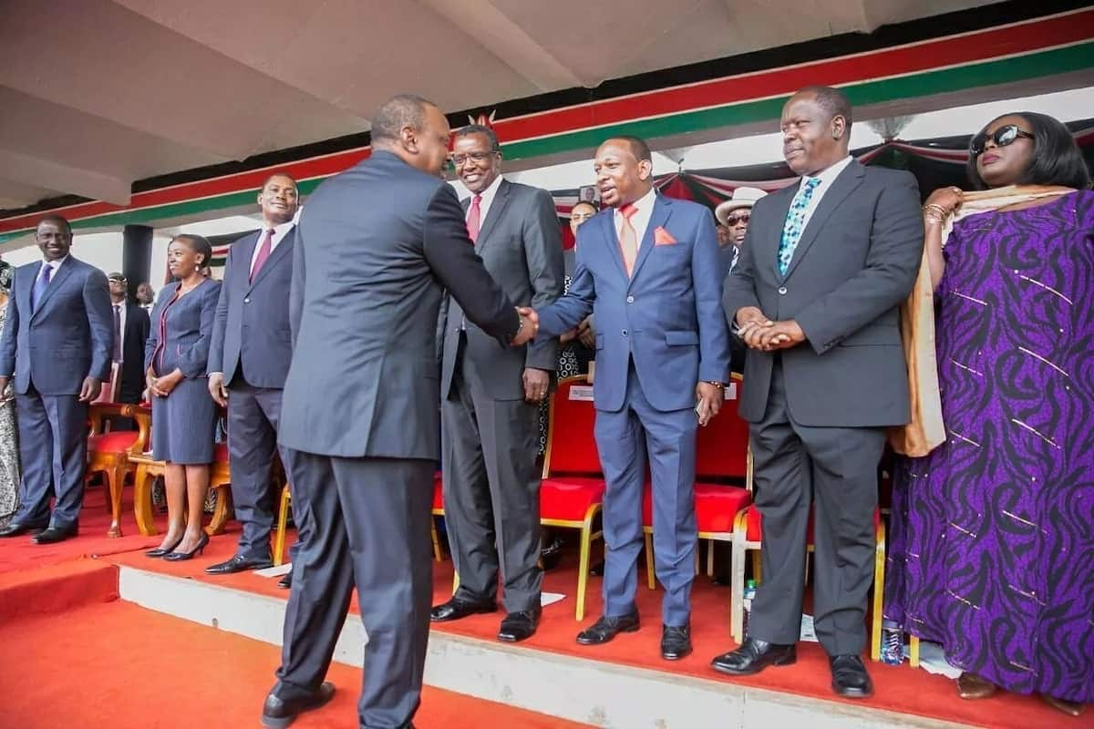 Mike Sonko's management by threats and intimidation growing by the day
