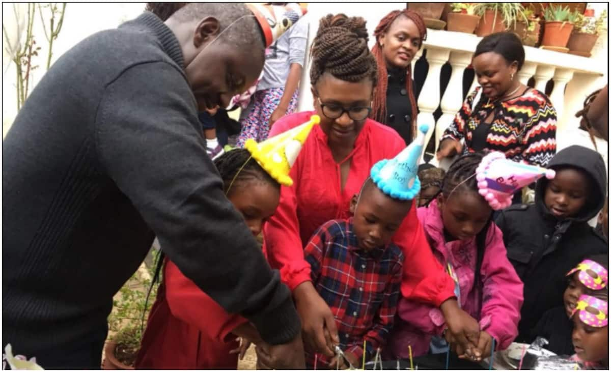 Firebrand lawyer and MP Otiende Amollo introduces his grown-up triplets in sweet birthday post