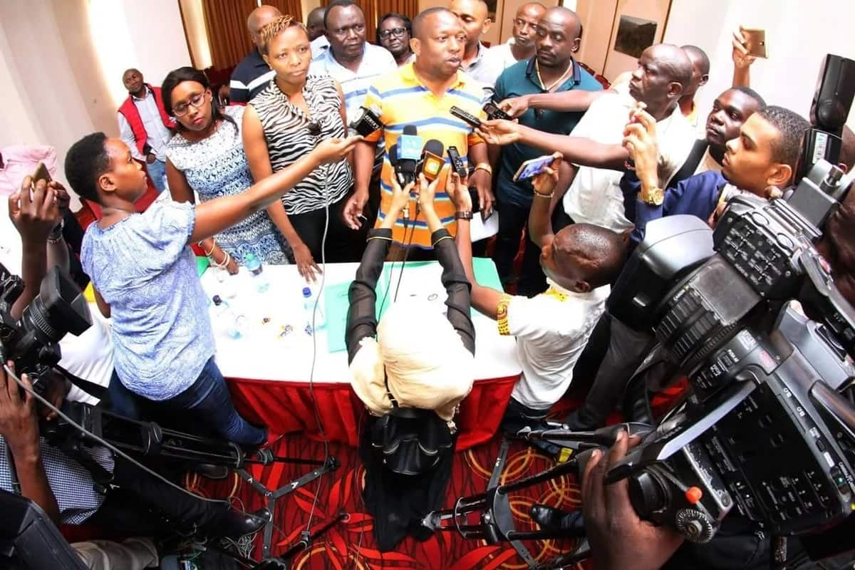 Sonko orders staff to attend daily meetings at 5 am, issues stern warning to latecomers