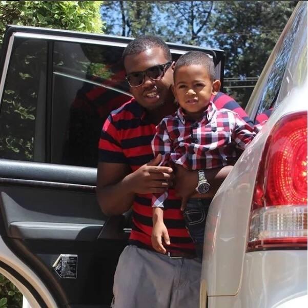 Picha 17 ambazo zinaashiria kuwa mpenzi wa Akothee atakuwa baba mzuri