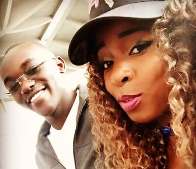 Drama! Mike Sonko's daughter spills the beans on why she has broken up with her lover