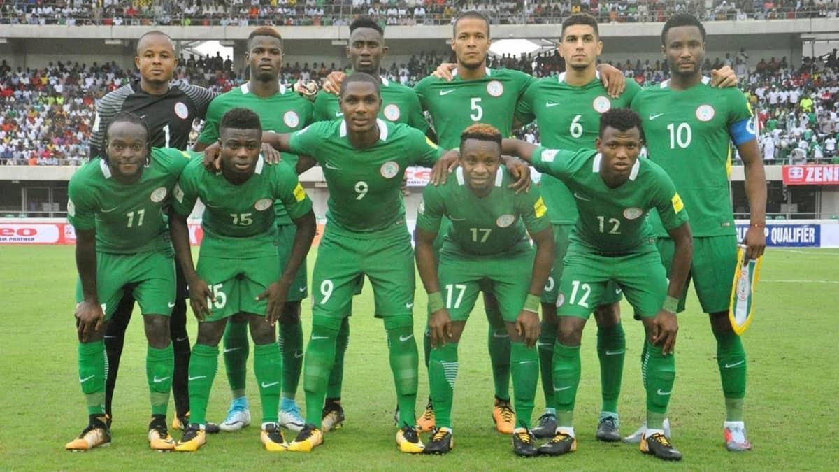 Pata wa Nigeria aibariki jezi la Super Eagles, nyota yao itafufuka?