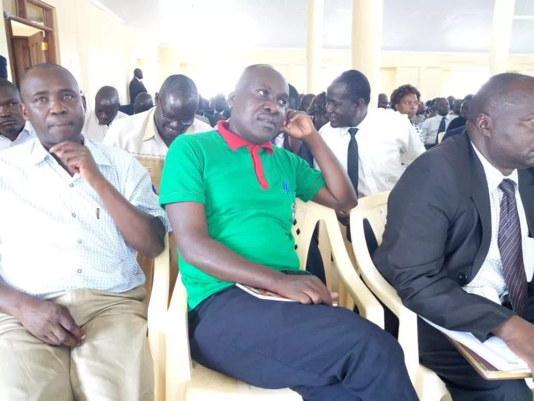 KNUT vows to frustrate new principals transferred to Bungoma schools