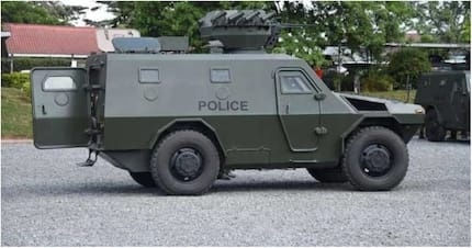 Are Chinese armoured vehicles death traps for Kenyan soldiers? What TUKO.co.ke knows