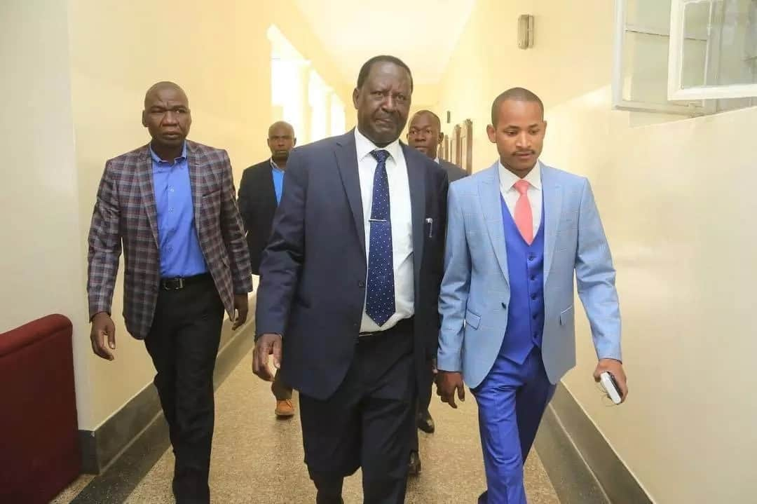 Babu Owino aomba msamaha kwa kutomheshimu mamake Rais Uhuru Kenyatta