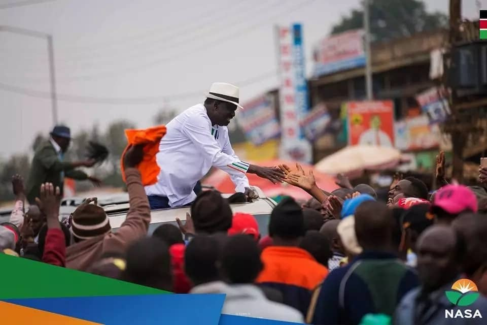 Raila reveals his next move if he loses in August 8